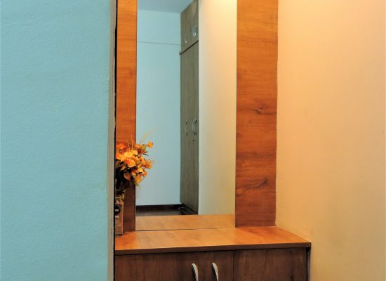 foyer2attic interior designers bangalore mirror cabinet