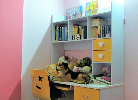 foyer2attic interior designers bangalore study unit