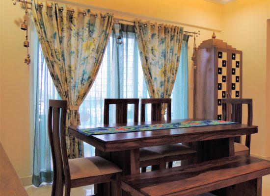 foyer2attic interior designers bangalore - dining