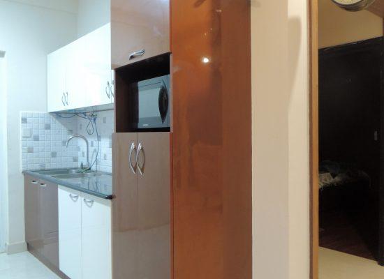 foyer2attic interior designers bangalore kitchen unit
