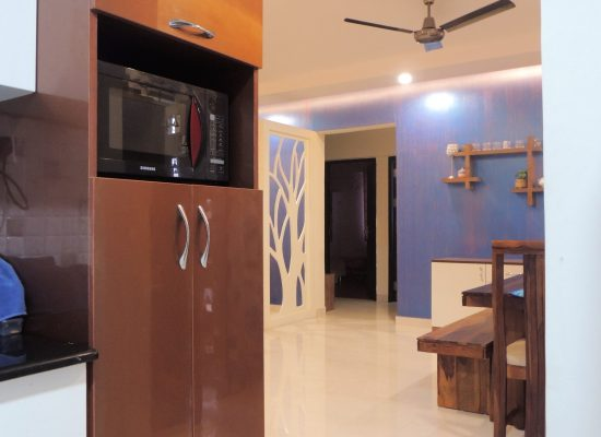 foyer2attic interior designers bangalore kitchen tall unit