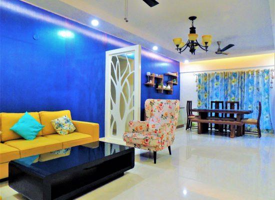foyer2attic interior designers bangalore - living and dining areas