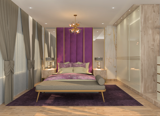 bedroom design in 3d
