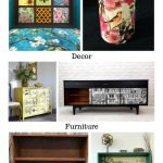 decoupage art uses